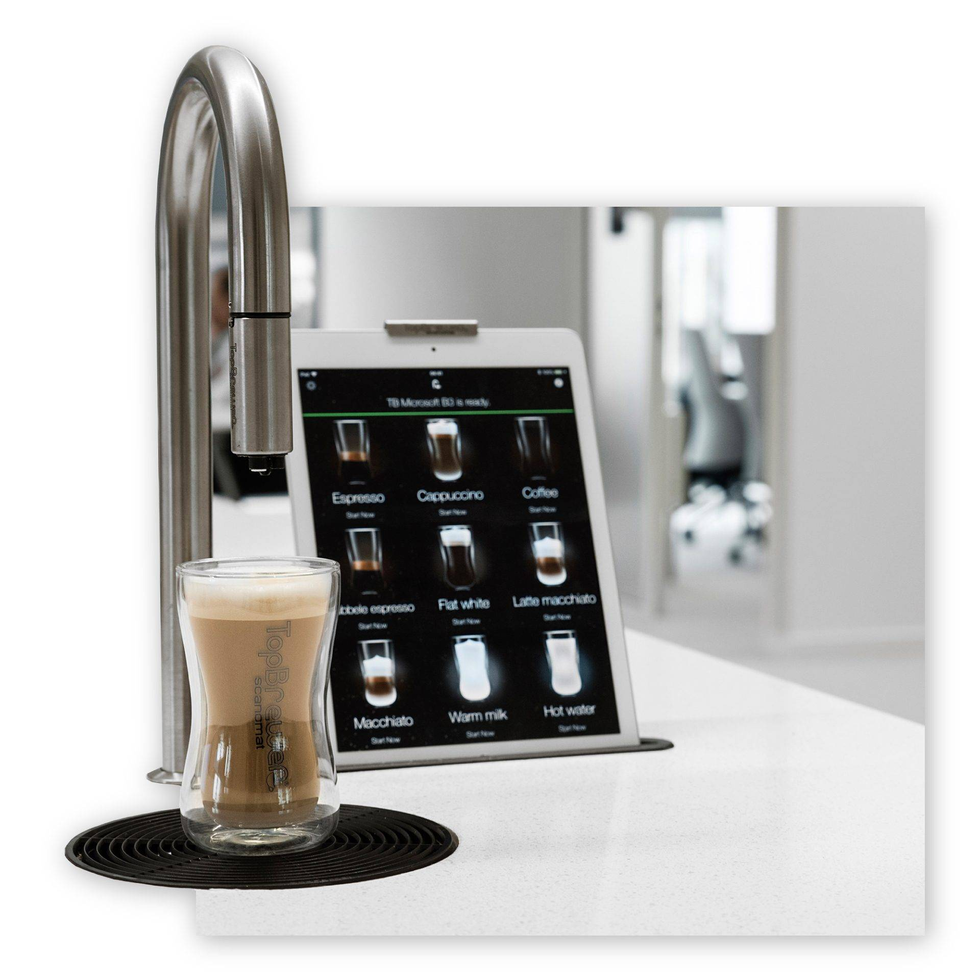 Topbrewer - Scanomat - Technoliving
