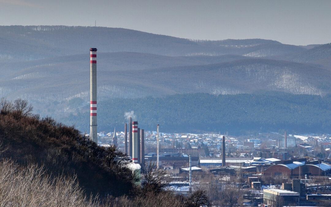 A legszennyezettebb levegőjű városok Magyarországon