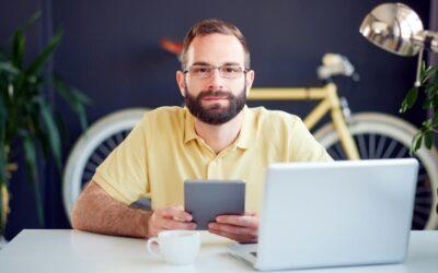 Otthoni munkavégzés – Az inspiratív környezet kialakítása 5 lépésben